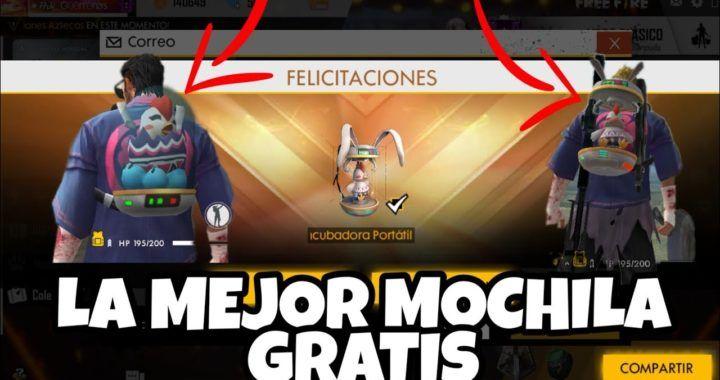 LA MEJOR MOCHILA DEL JUEGO FREE FIRE   Gánatelavida.com   Ganar dinero  facil, Ganar dinero por internet, Las mejores mochilas