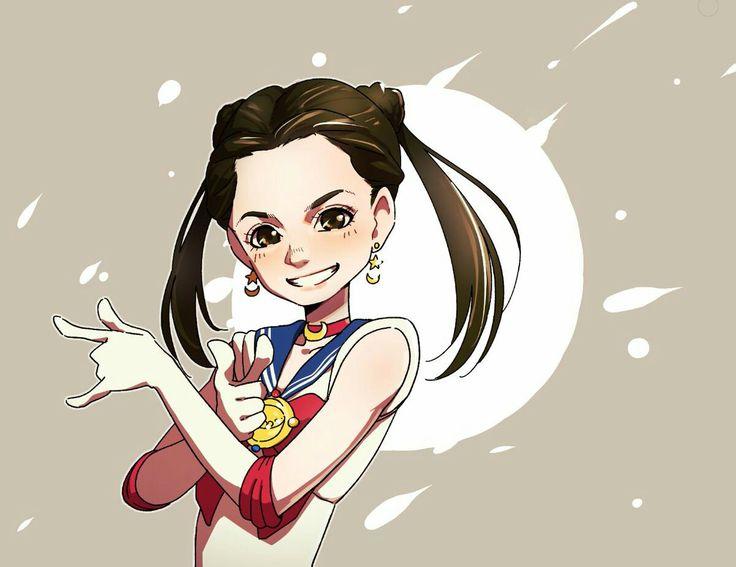 Evgenia Medvedeva/ Sailor Moon