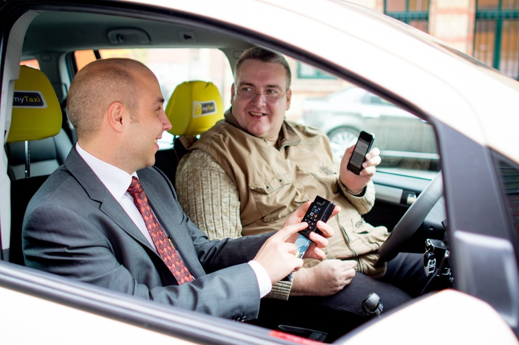 payleven has cooperated with the taxi association Berlin-Brandenburg.