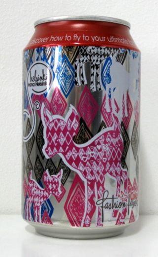 Ivana Helsinki Designs for Coca cola