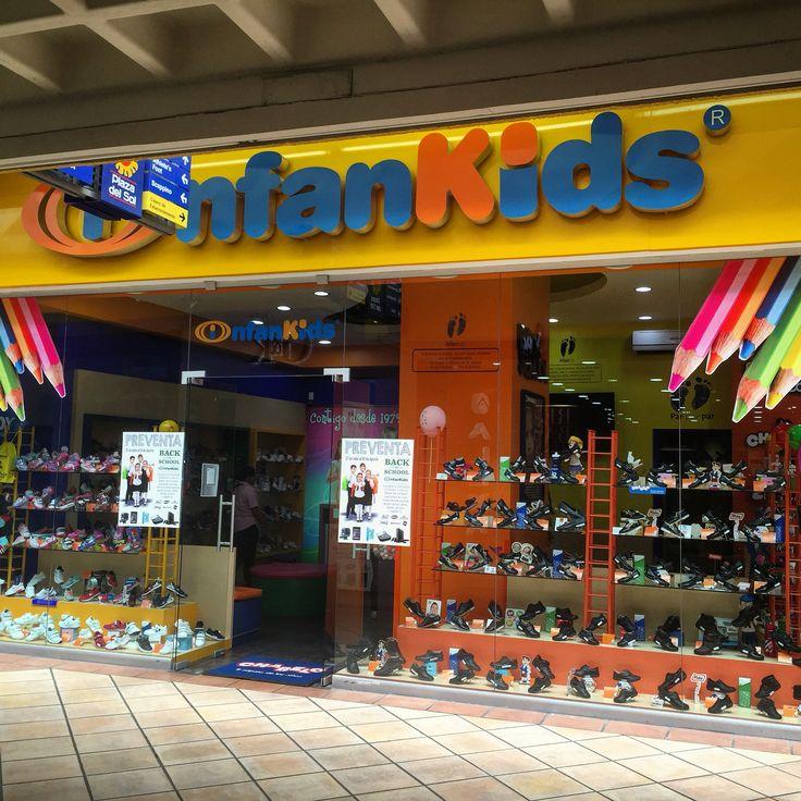 La zapatería infantil desde 1972
