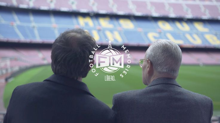 Líbero presenta Memories FM. El pasado 2 de Abril, antes del clásico Barça-Madrid, lanzamos una radio online contra el Alzheimer. Miles de gracias a todos lo...