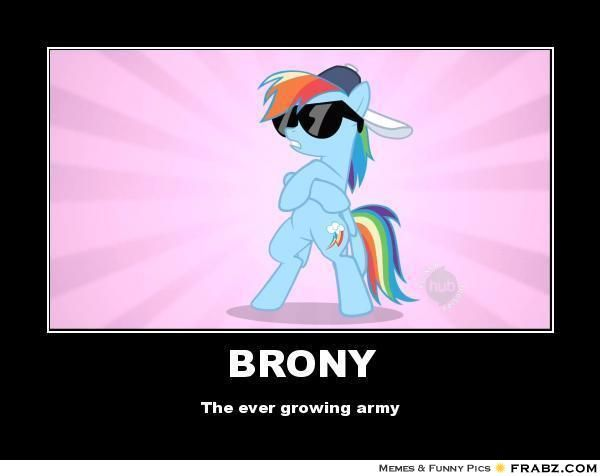 brony meme   BRONY... - Advice Pony Meme Generator Posterizer