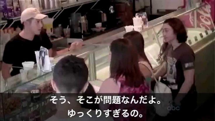WWYD?:障がい者(発話障害) /日本語字幕