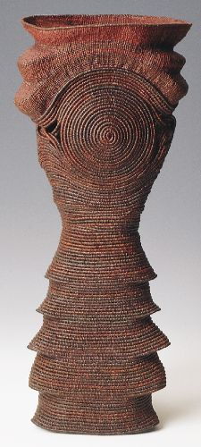 Contemporary Basketry: Fibers: Linen, Flax & Ramie - Ferne Jacobs