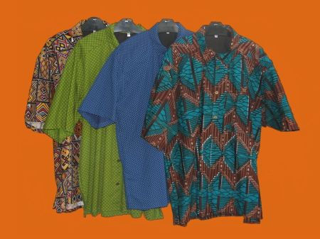 Shirts | Products Offered | Auldco African Handcraft