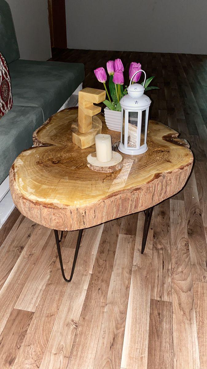 Rustic Wood Slice Coffee Table Wood Slice Coffee Table Wood Wood Slices [ 1200 x 674 Pixel ]