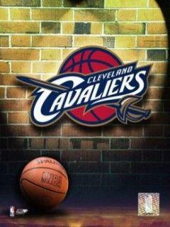 eveland Cavs Logo iPhone Wallpaper