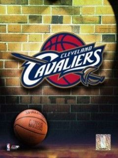 eveland Cavs Logo iPhone Wallpaper