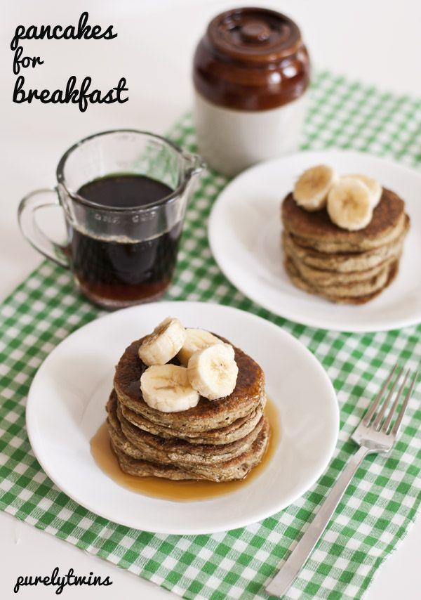 grain-free egg-free pancake recipes