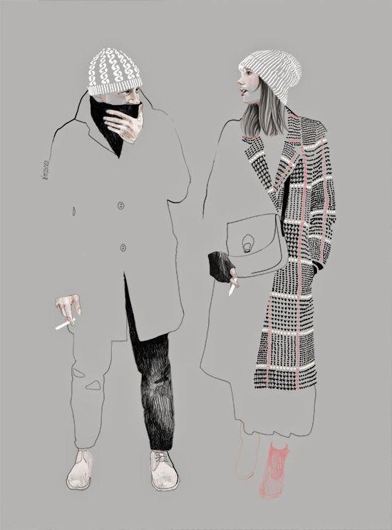 I LOVE ILLUSTRATION: SUNDAY GIVEAWAY! Agata Wierzbicka