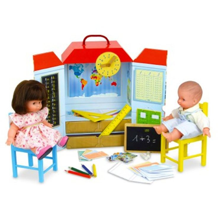 La petite école en valise