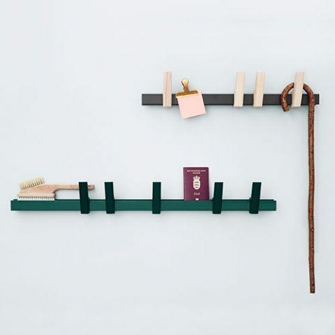 designdelicatessen ApS - HAY - Beam Garderobenleiste - L90 - HAY