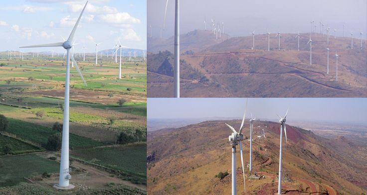Windmill Power plant #jindalaluminium #windmill