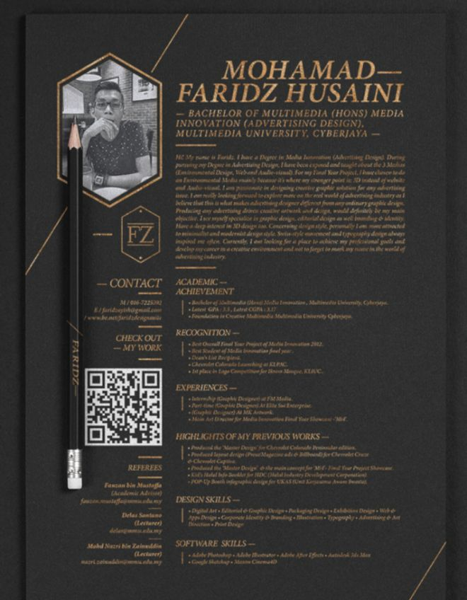 Ats Resume Template%0A    best Awesome CV Designs images on Pinterest Resume design  convert  resume to cv