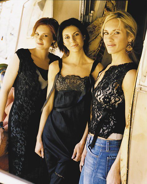 country band SHeDAISY! I loved them when I was little