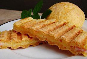 Receita de Pão de Queijo na sanduicheira - Assiscity - O melhor conteúdo de Assis e região