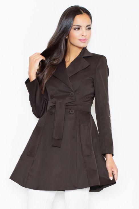 Veste fourrure femme maroc