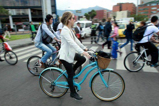 La conquista de las bicicletas