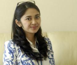 Gadis Cantik Ini Punya Jabatan Strategis di Bank Indonesia
