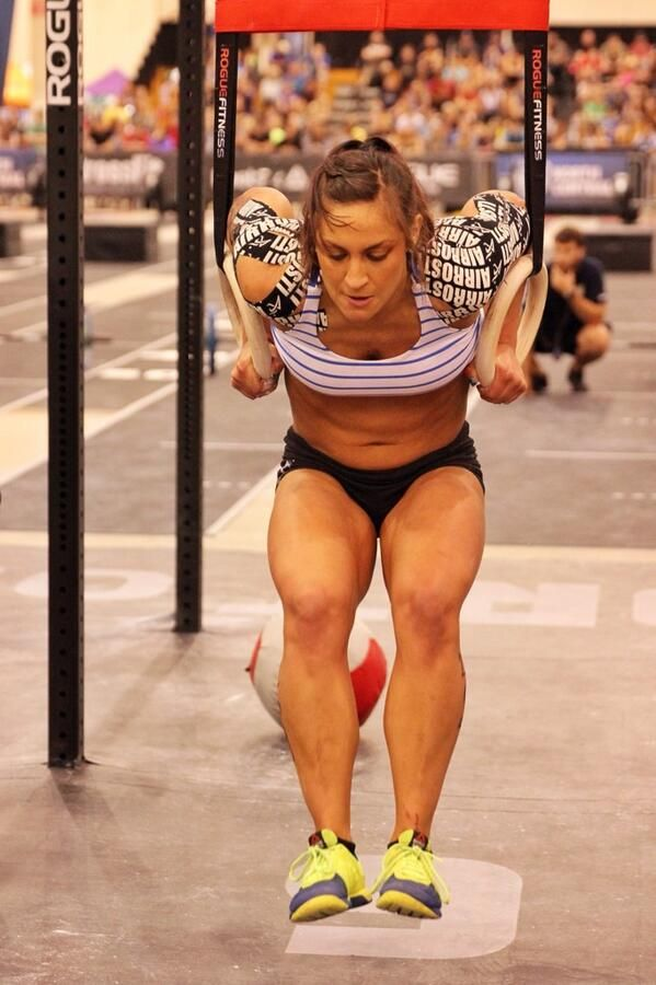 Alexandra LaChance | CrossFit Games 2014 North Central ...