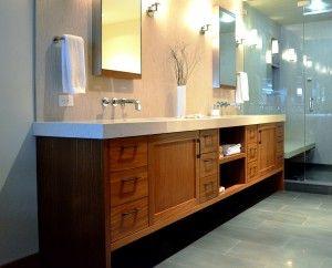 A 10 Foot Custom Bathroom Vanity Products I Love