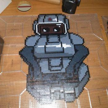 rob the robot nes by ndbigdi