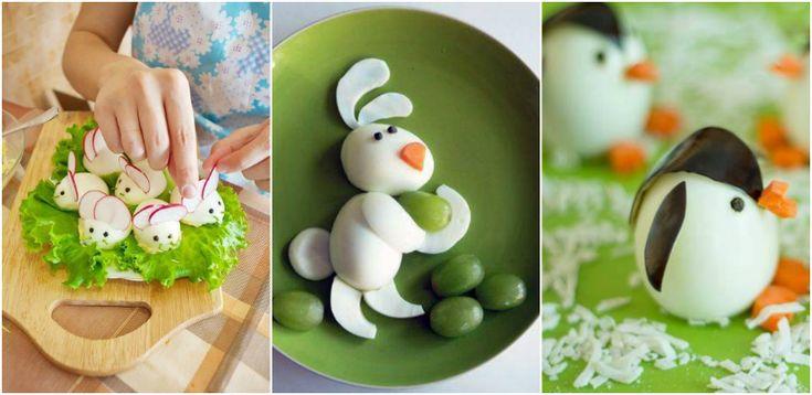 Idei creative de aperitive pentru Sarbatori - Platouri cu oua Va asteapta o masa impreuna cu familia de Sarbatori? V-am pregatit o serie de idei pentru a decora cele mai creative platouri cu oua. Delicioase si aratoase http://ideipentrucasa.ro/idei-creative-de-aperitive-pentru-sarbatori-platouri-cu-oua/