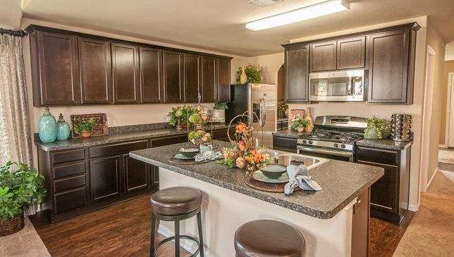 My New Kitchen Homes In Brunswick Place Houston