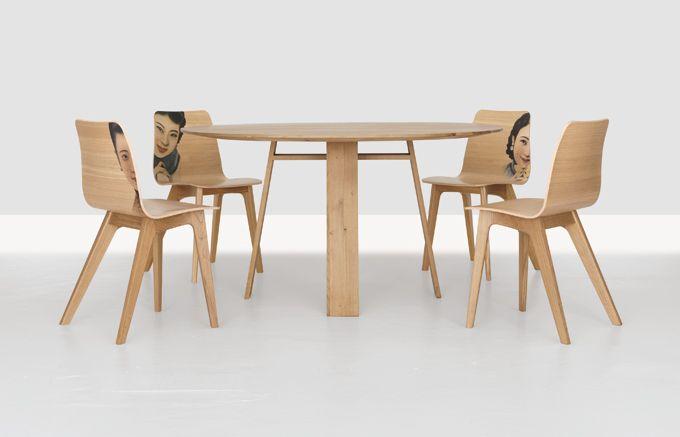 Orientalische Tapeten M?bel : Formstelle Morph Chair