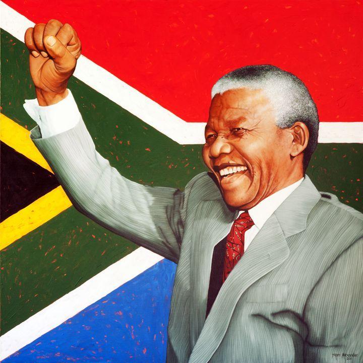 Hope for South Africa - Marc Alexander