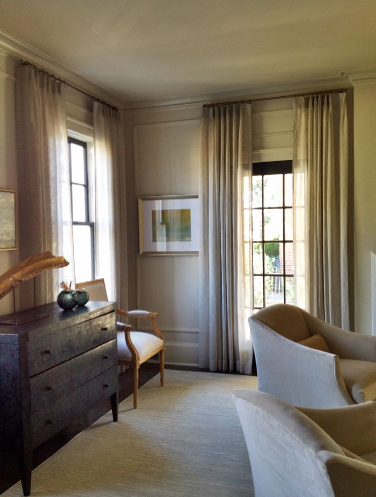 Neutral hues in the living room heather smith of circa for Charlotte interiors