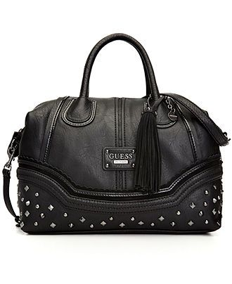 GUESS Handbag, Chelsea Satchel - Guess - Handbags & Accessories - Macy's