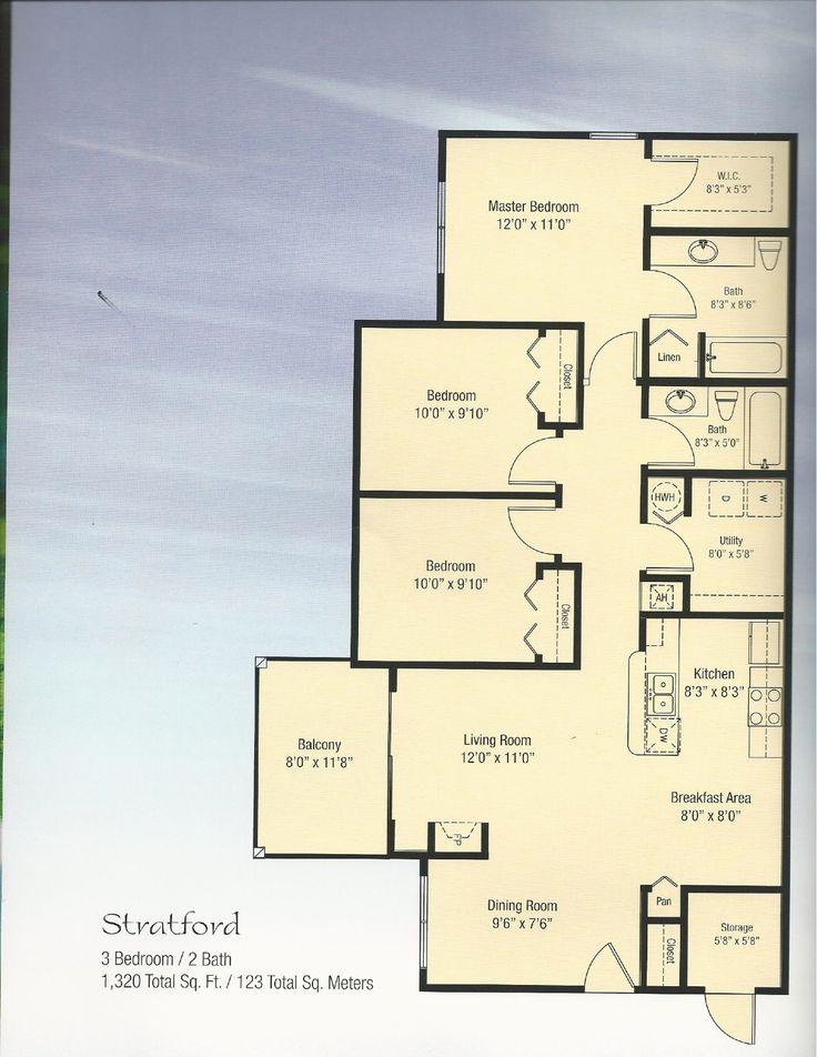 Village at town center stratford floor plan in davenport for Floor plans villages florida