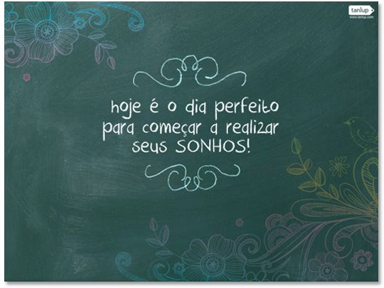 Frases De Motivacao Em Portugues: Wallpapers Para IPhones, IPad E Desktop.