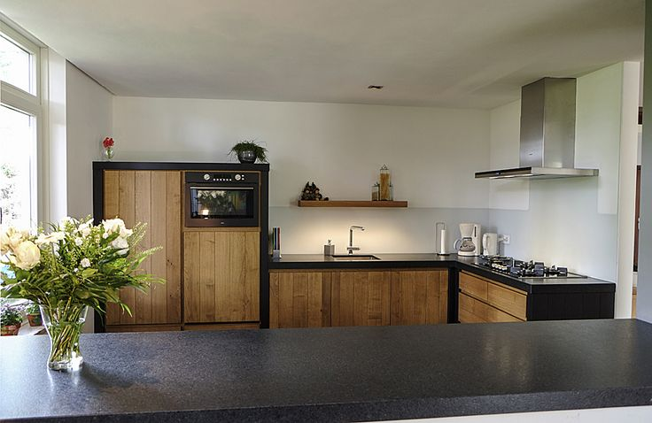 Massief-Houten keukens