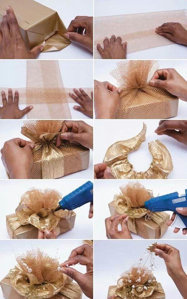 envolver regalo