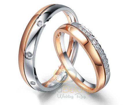 Bagi anda yang belum juga menemukan cincin pernikahan yang pas, Cincin Pernikahan Kartala ini bisa menambah referensi pilihan anda. Kedua cincin yang serasi ini kami hadirkan dengan lapis dua warna yaitu warna emas kuning dan putih. Finishing mengkilap dilakukan pada masing-masing cincin yang menambah elegan performa. Desain tatanan batu zircon pada cincin pasangan ini kami...  Read more »