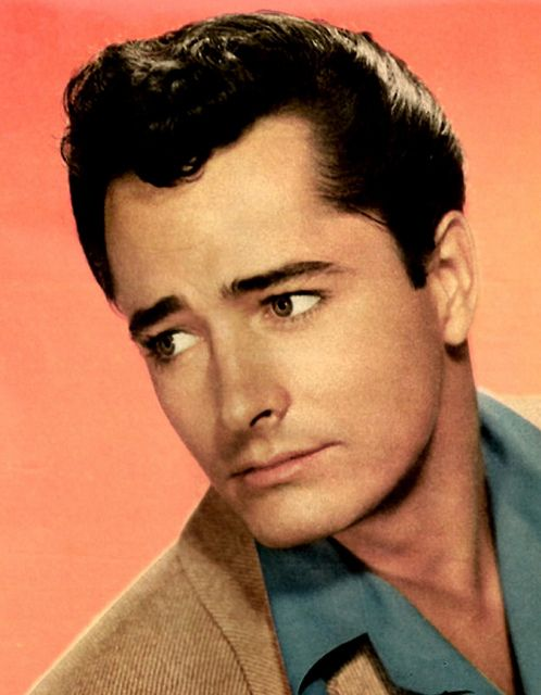 John Derek 1953 husband to Bo Derek & LInda Evans...(please follow minkshmink on pinterest)