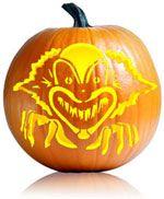 scary pumpkin faces patterns | Scary Pumpkin Stencils, pumpkin face patterns, jackolantern templates ...
