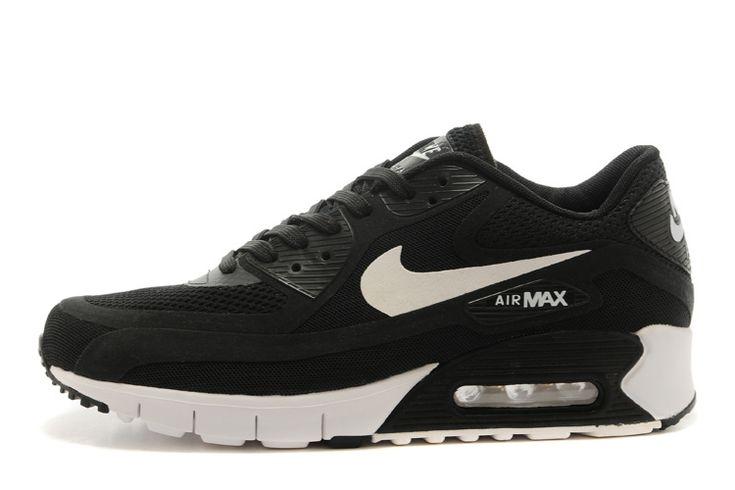 Air Max 90 Heren Zwart Fashion