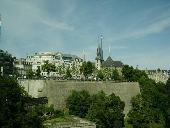 Luxembourg - Xmas Holiday 2012