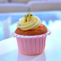 Thermomix Cupcakes – Passionfruit Flavour