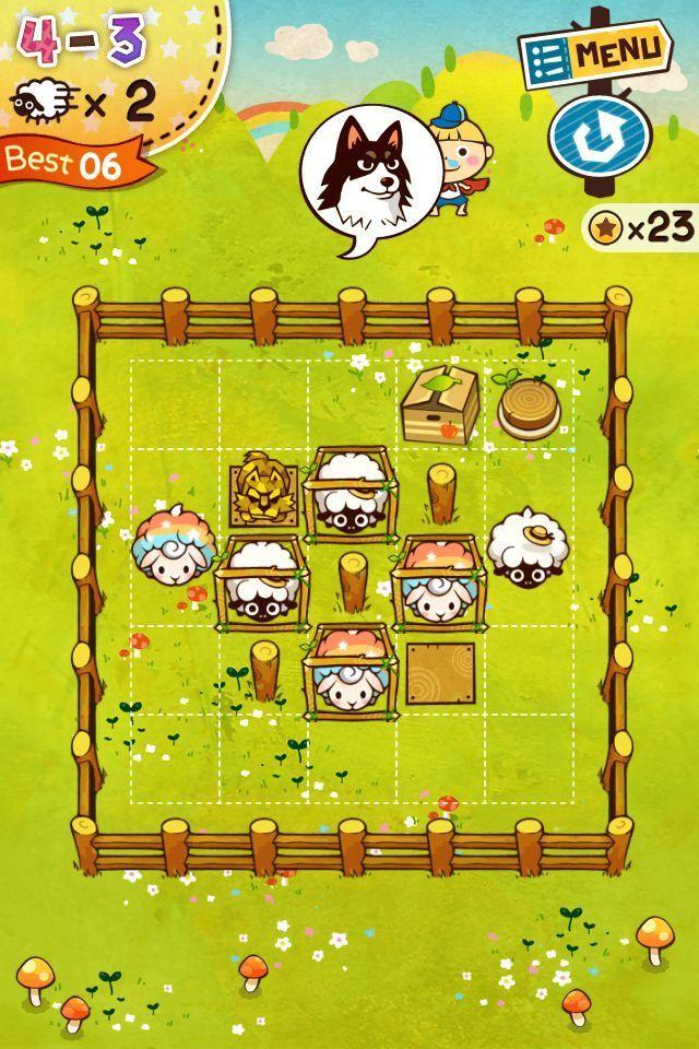 Inspiration Mobile #5 : Interfaces autour des jeux sur mobiles | BlogDuWebdesign