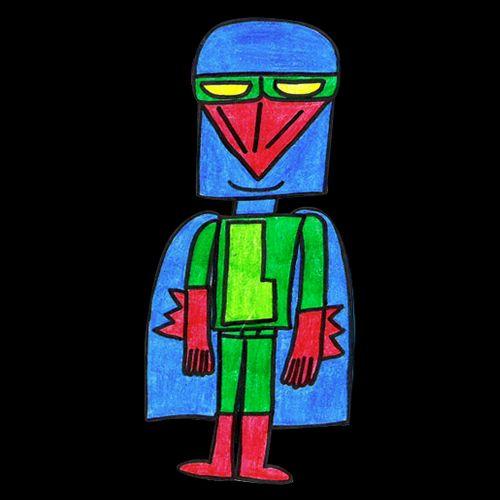 Welcome to the Laser Beak Man website