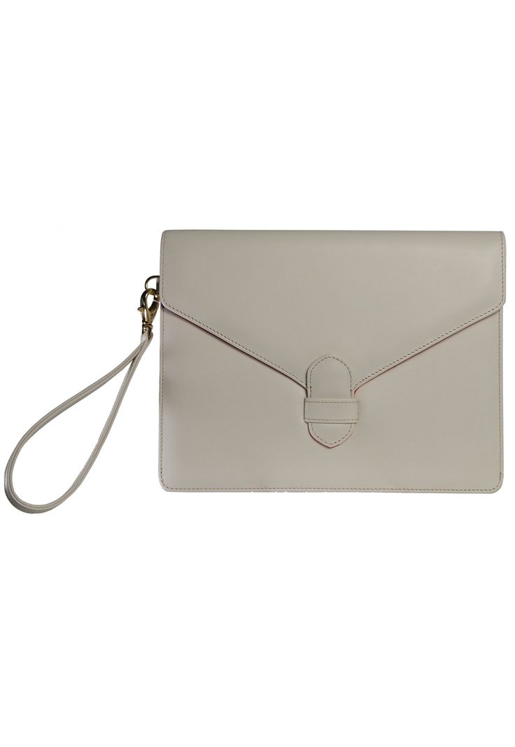 Womens Brushed Calfskin Wristlet: Amazon.co.uk: Shoes & Bags