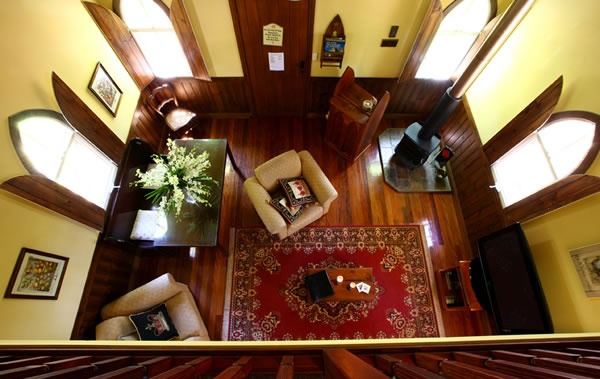 The Abbey Cottage - Lisson Grove Tamborine Mountain Accommodation..http://www.lissongrove.com.au/abbey.html#