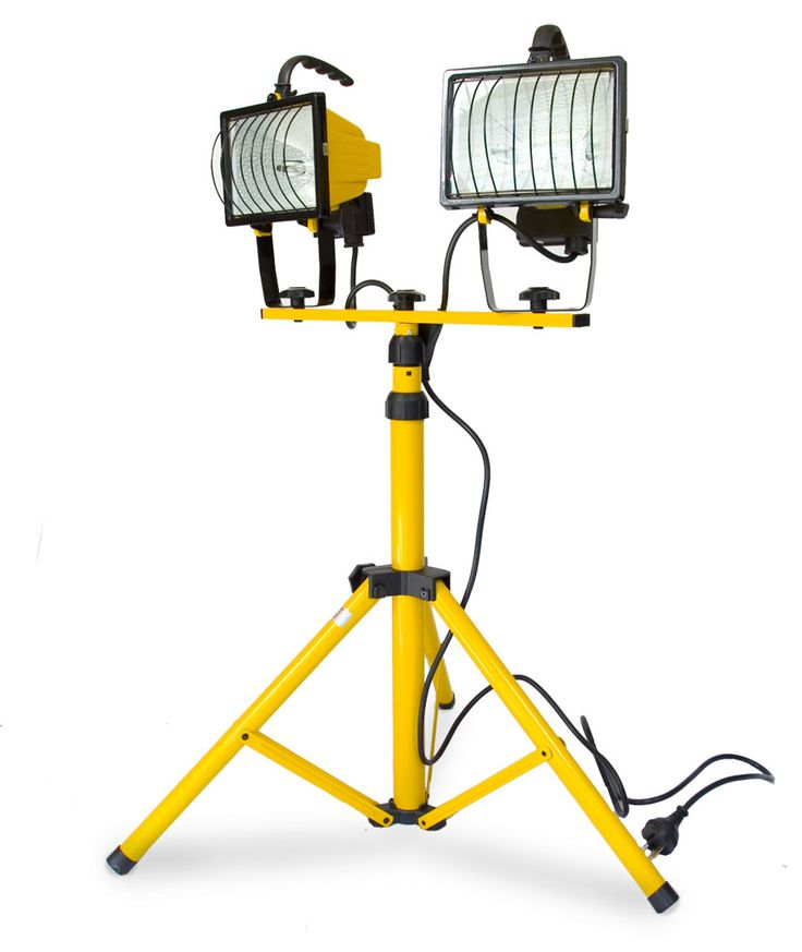 Floodlight On Stand - South Coast Party Hire