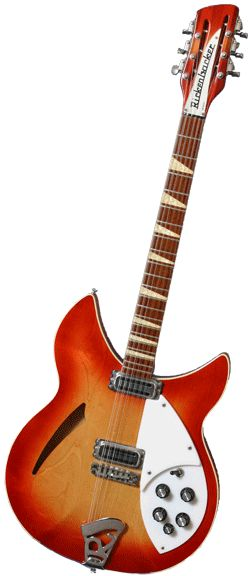 The jingle-jangle of the Rickenbacker 12-String Electric Guitar is an unmistakable sound. Sherman, set the Wayback machine to 1965 ... I'm gone ....
