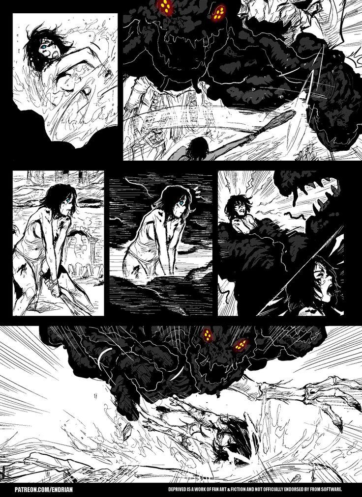 Pin by BK2207 on Deprived (A Dark Souls Story) Dark